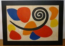 Alexander Calder Book Plate Derriere Le Miroir #173 Plate 2