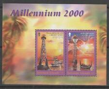 SOLOMON ISLANDS SGMS963 2000 NEW MILLENIUM MNH