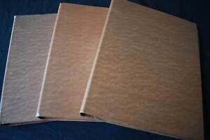 3x Empty Albums for Stamps/Booklets etc, 99p Start