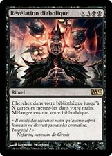 MTG Magic M13 - Diabolic Revelation/Révélation diabolique, French/VF
