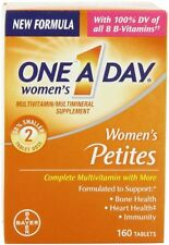One-A-Day Women's Petites Complete Multivitamin, 160 Each