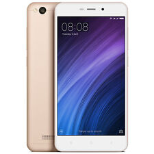 New Xiaomi Redmi 4A 16GB Dual-SIM Gold Factory Unlocked 4G/LTE OEM