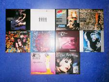 Siouxsie & the Banshees - 10 CD album lot (Remastered) inc. Juju, Hyaena, Scream