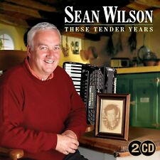 "Sean Wilson ""These Tender Years"" NEW & SEALED 2CD SET 1st Class Post From UK"