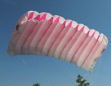 Minimax7 190 skydiving parachute reserve canopy - 7 cell - F111 - mint shape