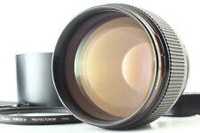 """""""Top Mint w/ Hood"""" Canon New FD 85mm f/1.2 L Lens NFD MF Portrait JAPAN #1063"""