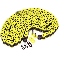 O-RING Yellow DRIVE CHAIN FITS HARLEY DAVIDSON FXS Low Rider 1980 1981 1982