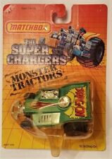 1987 Matchbox Super Chargers Monster Tractors - Drag-On - New in Package