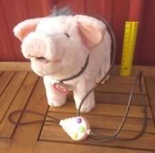 BABE plush toy 1998 film Gallant Pig remote control Pig in the City movie