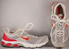 Women's Nike Air Extend Dove Gray/Red Running Shoes US 9 UK 6.5 EUR 40.5