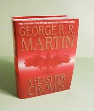 """George R.R. Martin """"A Feast For Crows"""" faux mini book for Tonner, 16"""" dolls"""