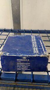 Volvo # 6639203-6  Air FIlter Element