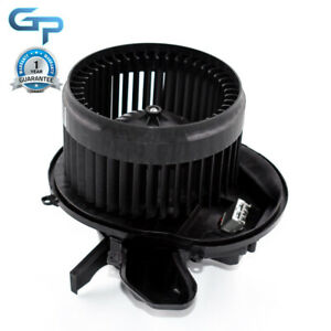 A/C AC Heater Blower Motor w/ Fan Cage for Volvo XC70 XC90 S60 S80 V70 30715482