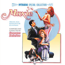 MAXIE Georges Delerue LIMITED 1200 COPY INTRADA PRESSING SEALED OUT OF PRINT