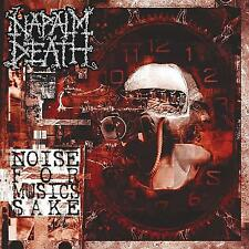 """Napalm Death """"Noise For Music's Sake"""" 2CD - NEW!"""