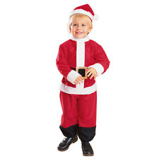 Lil' Santa Claus Infant Costume 0 to 1 year Size: 1-2 Rubies 11505-INF