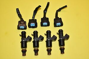05 06 07 08 09 Honda CR-V Fuel Injectors 2.4L OEM
