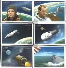 Ajman 333B-338B neuf 1968 Apollo 7
