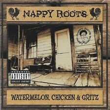 Watermelon, Chicken & Gritz [PA] by Nappy Roots CD Feb-2002 Atlantic Label