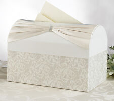 Ivory Card Box Wedding Card Box Guest Card Box Card Holder Wedding supplies