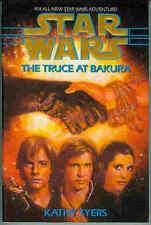 Kathy Tyers: Star Wars - The Truce At Bakura (HC, 1st printing, USA)