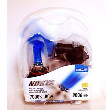 Nokya Arctic White 9006 Headlight Fog light bulb 7000K Stage 2 One Pair