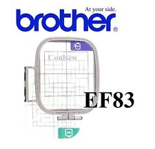BROTHER Embroidery Hoop 83 Medium 100x100 EF83 - F480 440e 750 1200 1250 E D etc