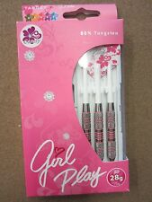 Target Girl Play Candy 28g Steel Tip Darts Tungsten 108930 w/ FREE Shipping