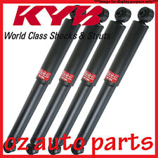 FRONT & REAR KYB SHOCK ABSORBER FOR HYUNDAI TERRACAN 4WD WAGON 12/2001-7/2008