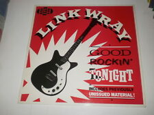 LINK WRAY - GOOD ROCKIN' TONIGHT - LP 1988 ACE RECORDS - MADE IN UK -