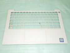 Genuine Dell XPS 13 9380 White Laptop Palmrest Touchpad Assembly 52FJR HUD 04