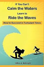 If You Can't Calm the Waters Learn to Ride the Waves : How to Succeed in...