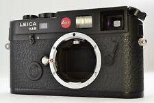 *Mint* Leica M6 TTL 0.72 Black 35mm Rangefinder Film Camera Body Japan #1921
