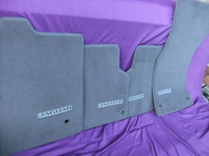 Jaguar XF X260 2016 - Onward 4 Piece Premium Carpet Mat Set in Espresso New OEM