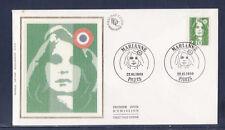 enveloppe 1er jour    Liberté  2f10   vert    Paris   1990