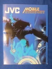 JVC Car Audio Mobile Entertainment Brochure Catalog 2001 DVD CD EL Kameleon