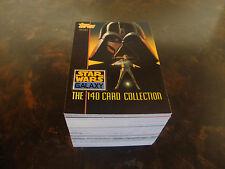 1993 Topps---Star Wars Galaxy---Series-1---Complete Set 1-140---NrMt