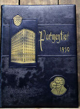 St. Josephs Commercial High School 1950 Brooklyn NY The Parmentier HS Yearbook