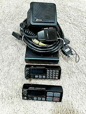 Macom M7100 Vhf 136-174 110 watt vhf with accessories. 05513673258