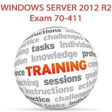 WINDOWS SERVER 2012 R2 Exam 70-411 - Video Training Tutorial DVD