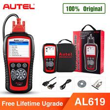 AUTEL AL619 OBD2 II Auto Diagnostic Scan Tool Scanner Code Reader ABS SRS Airbag