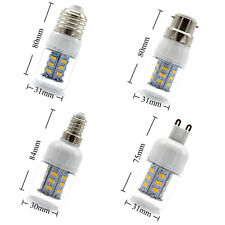 E27/E14/B22/G9 5W 7W 9W 12W 15W 25W SMD 5730 LED Corn Light Bulb Spotlight Lamp