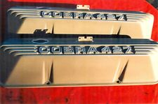Ford 427  'COBRA'  VALVE COVERS, CUT for Brake Booster