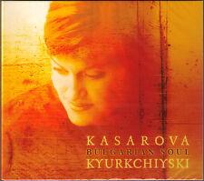 Vesselina KASAROVA: BULGARIAN SOUL Kyurkchiyski Folksongs Dilmano Dilero CD NEU