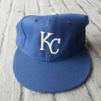 Vintage New Kansas City Royals Fitted Hat by New Era Cap 90s