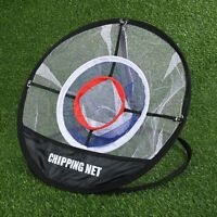 Sport Golf Training Chipping Net Golf Practice Aids for Golf Beginners Practice