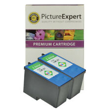 37 / 18C2140 Compatible Colour Ink Cartridge Twin Pack