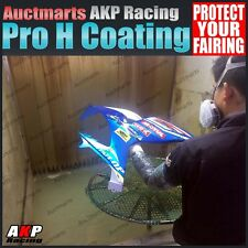Auctmarts AKP Racing Anti-Scratch Pro H Coating UV Curing for fairing Bundle GX