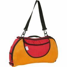 Bolsos y mochilas de mujer rojos de nailon