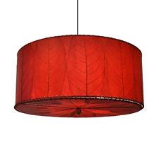 "Hanging Drum Pendant Light 24"""